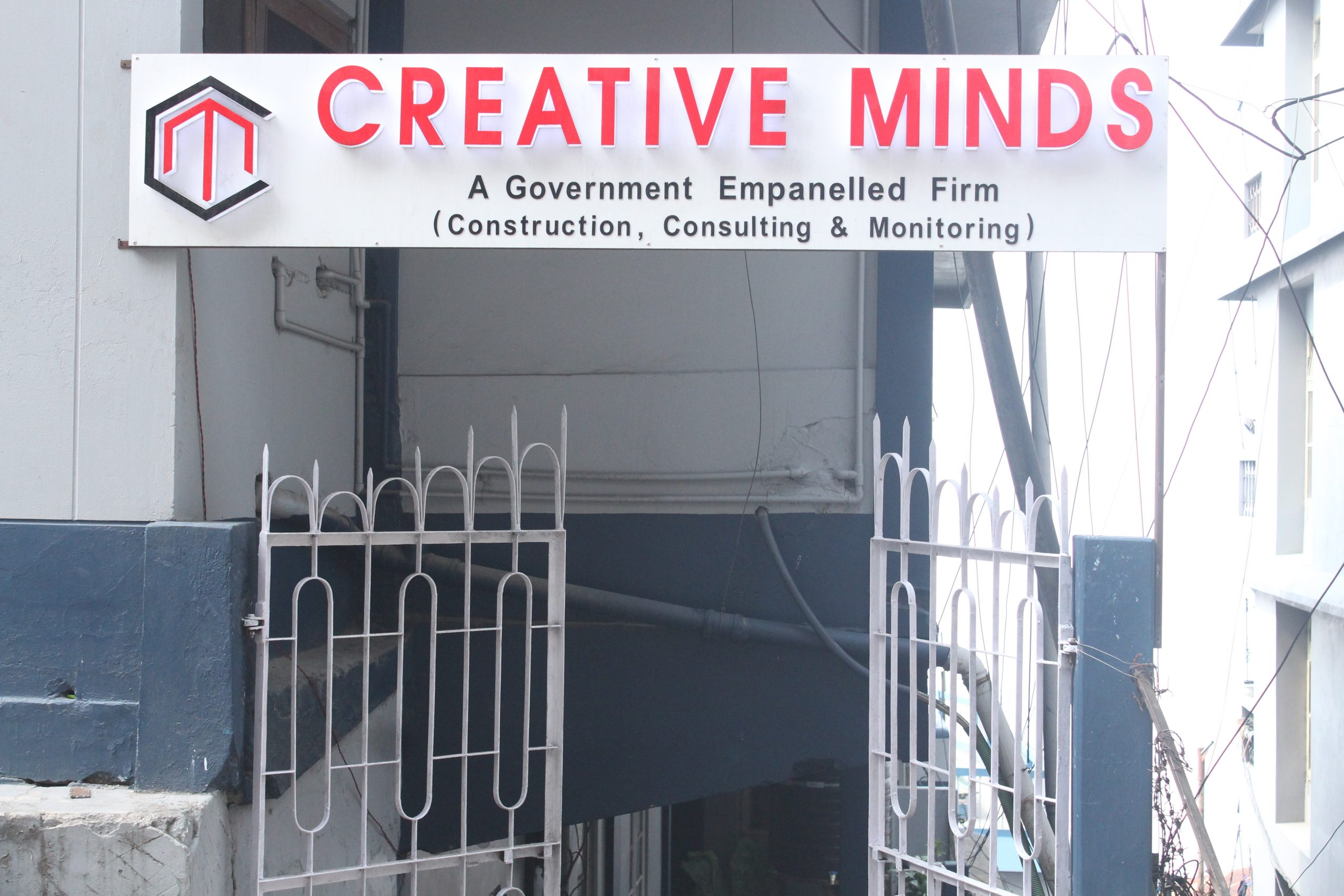CREATIVE MINDS (Consultancy, Construction and Monitoring Services)